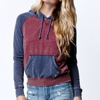 Billabong Moving On Pullover Hoodie - Womens Hoodie
