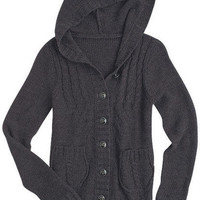 Alyson Hooded Cardigan