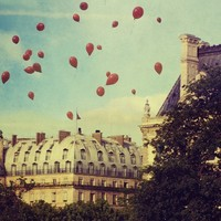 30 off this week only Paris is Free 8x8 by ChelseaVictoria