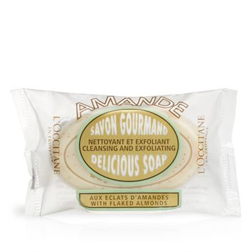 Almond Delicious Soap | L'Occitane