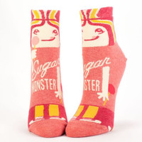 Sugar Monster Women's Socks