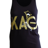 Kappa Alpha Theta Fly Tank - Adam Block Design
