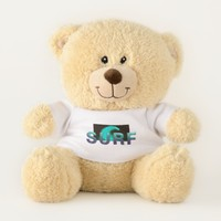 TOP Surf Teddy Bear
