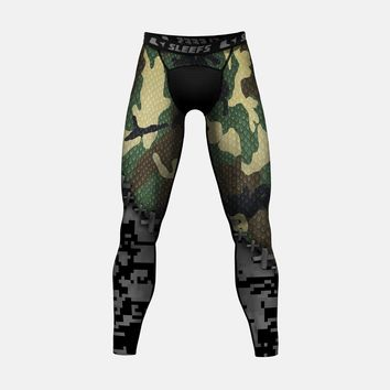 American Predator Tights for men
