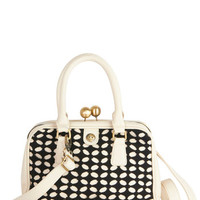 Darling 60s Eyelet Escape Bag