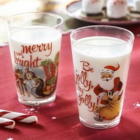 Jolly & Merry Christmas Tumbler Set