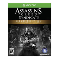 Assassin's Creed Syndicate (Gold Edition) Xbox One Video Game