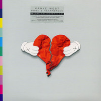 Kanye West : 808s And Heartbreak 2xLP RE + CD