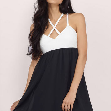 Doll Face Skater Dress $38