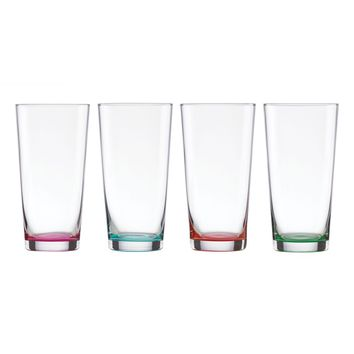 kate spade new york flynn street set of 4 highball glasses | Nordstrom