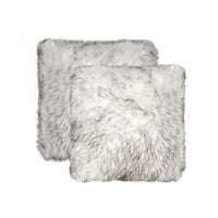 Belton Faux Fur Throw Pillow - JCPenney