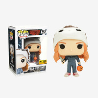 Funko Stranger Things Pop! Television Max (Costume) Vinyl Figure Hot Topic Exclusive