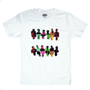 Ubiquity Records: The Har-You Percussion Group Shirt - White