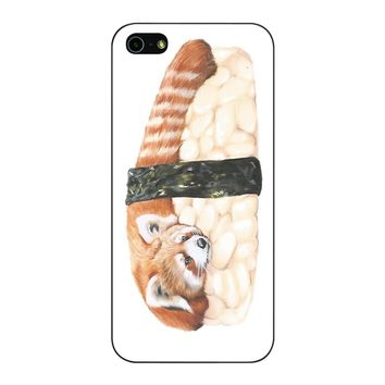 Panda Sushi  iPhone 5/5S/SE Case
