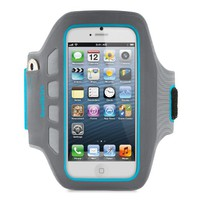 Belkin EaseFit Plus Armband for iPhone 5, 5S and 5c (Blue)