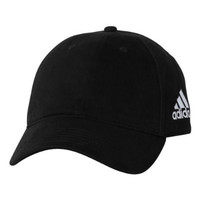 adidas - Unstructured Cresting Cap - A12 - Adjustable - Black