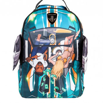 "Jarvis Landry Backpack ""SPRAYGROUND"""