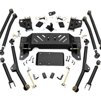 Jeep Grand Cherokee ZJ X-Flex Long Arm Upgrade Kit for 4-inch Lifts 1993 - 1998