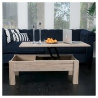 Coffee Table Sonoma Tan - Christopher Knight Home