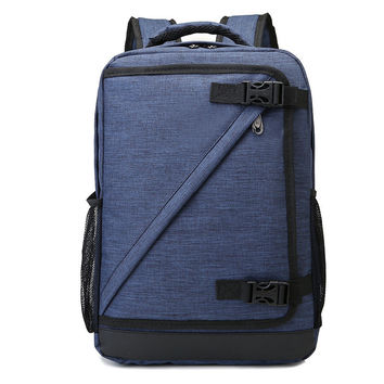 Stylish Comfort Back To School On Sale College Hot Deal Simple Design Korean Casual Backpack [4915418372]