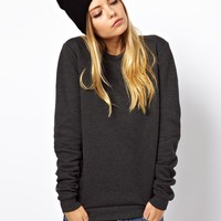 ASOS Petite | ASOS PETITE Boyfriend Sweat at ASOS