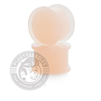 Fair Skin Tone Silicone Plugs
