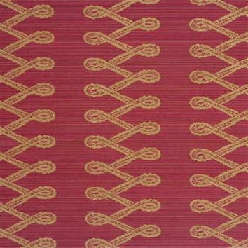 Mulberry Fabric FD590.V106 Tunic Stripe Red