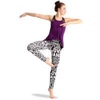 Alexandra Love Dance Leggings : AC1000