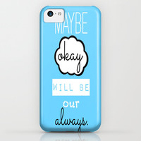 The Fault in Our Stars iPhone & iPod Case by hayimfabulous