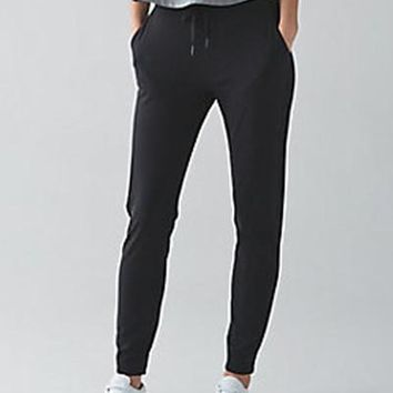 lululemon Women Yoga Sports Running Pants