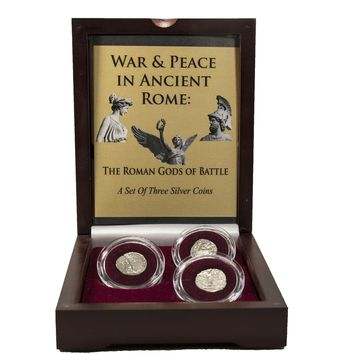 War & Peace in Ancient Rome: Roman Gods of Battle Box