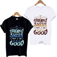 Harry potter quote design clothing for TShirt Mens and T Shirt Girls
