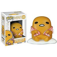 POP! Sanrio: Gudetama with Bacon