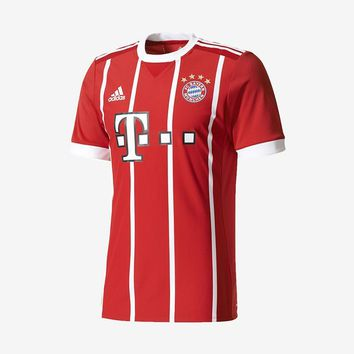 Bayern Munich 2017-18 Authentic Home Jersey