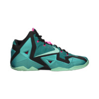 Nike LeBron 11 Men's Basketball Shoes - Sport Turquoise