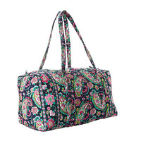 Vera Bradley Luggage Large Duffel Midnight Blues - Zappos.com Free Shipping BOTH Ways