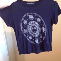 Brandy Melville Zodiac Sign Carolina Top