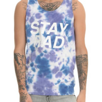 Stay Rad Tie Dye Tank Top
