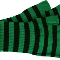 Fingerless knit Gloves - Comes in several colors!