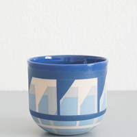 Inlaid Porcelain Bowl - Small