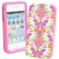 Vera Bradley Frame Case for iPhone 4/4S Lilli Bell