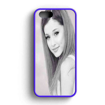 Ariana Grande Sooo Beautiful And The Best Personalities  iPhone 5 Case iPhone 5s Case iPhone 5c Case