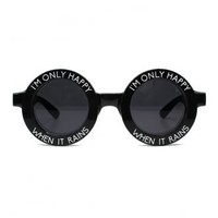 Witch Worldwide Only Happy When It Rains Sunglasses   Attitude Clothing