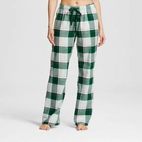 Women's Sleep Pants Argula Green - Gilligan & O'Malley™