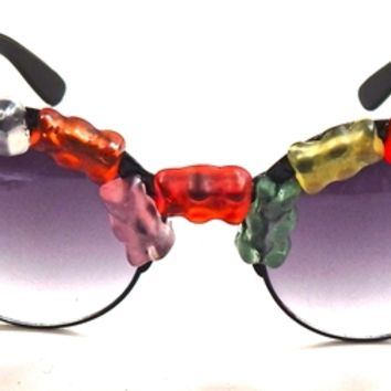 Gummy Bear Sunglasses