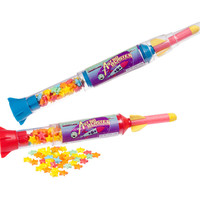 Astro Blasters Candy Rockets: 12-Piece Box