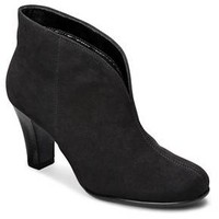 Women's A2 by Aerosoles Gold Role Booties