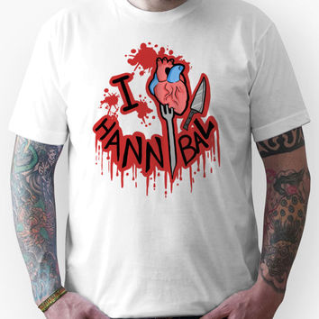 I 'Heart' Hannibal Unisex T-Shirt