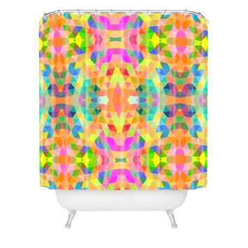 Lisa Argyropoulos Reflections Shower Curtain