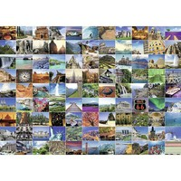 Ravensburger 99 Beautiful Places on Earth Jigsaw Puzzle - Puzzle Haven
